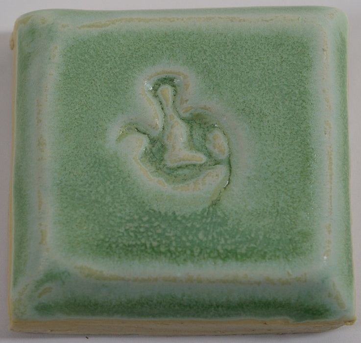 Clayscapes  Pottery Signature Line Glaze - Frosted Mint