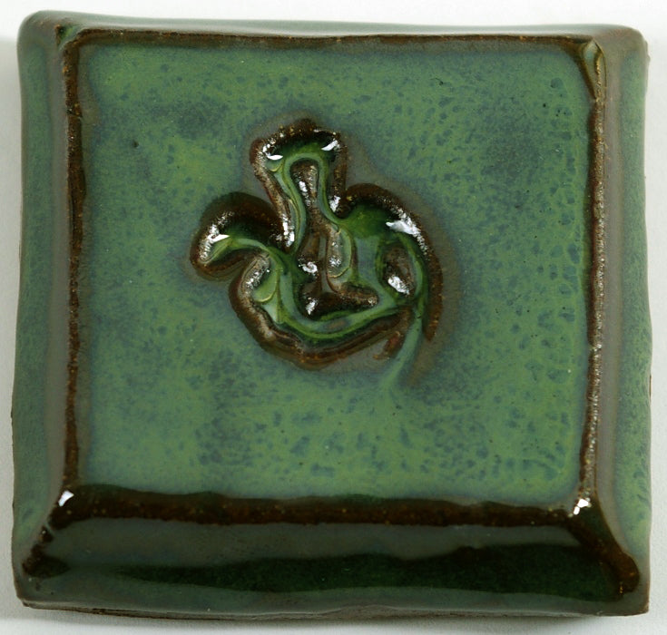 Clayscapes Pottery Signature Line Glaze - Garden Green