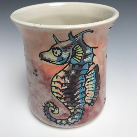 One-of-a-kind  Art Mugs