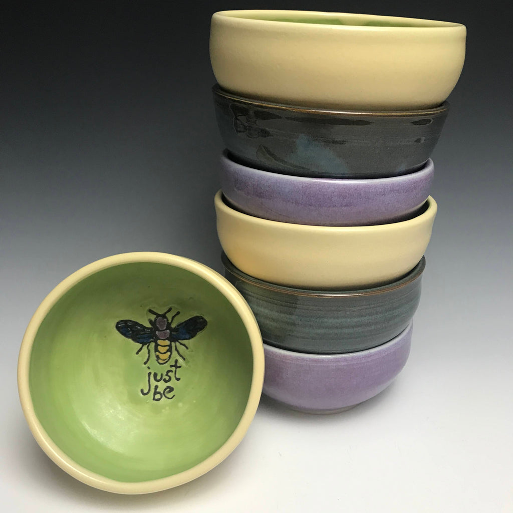 """Just  be"" Bowls"