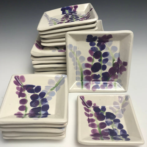 Signature Lupine Dishes