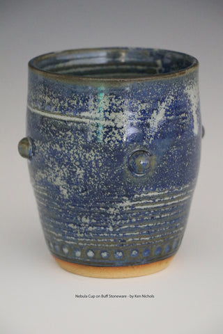 Clayscapes Pottery Signature Line Glaze - Nebula