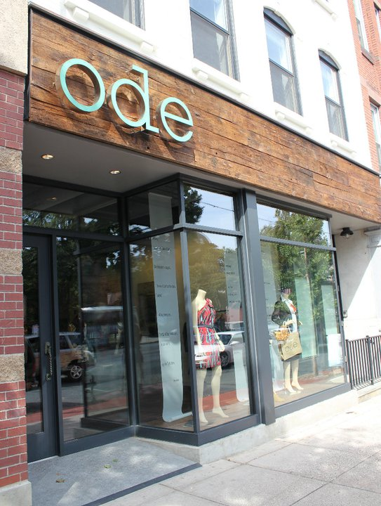 Ode boutique Northampton