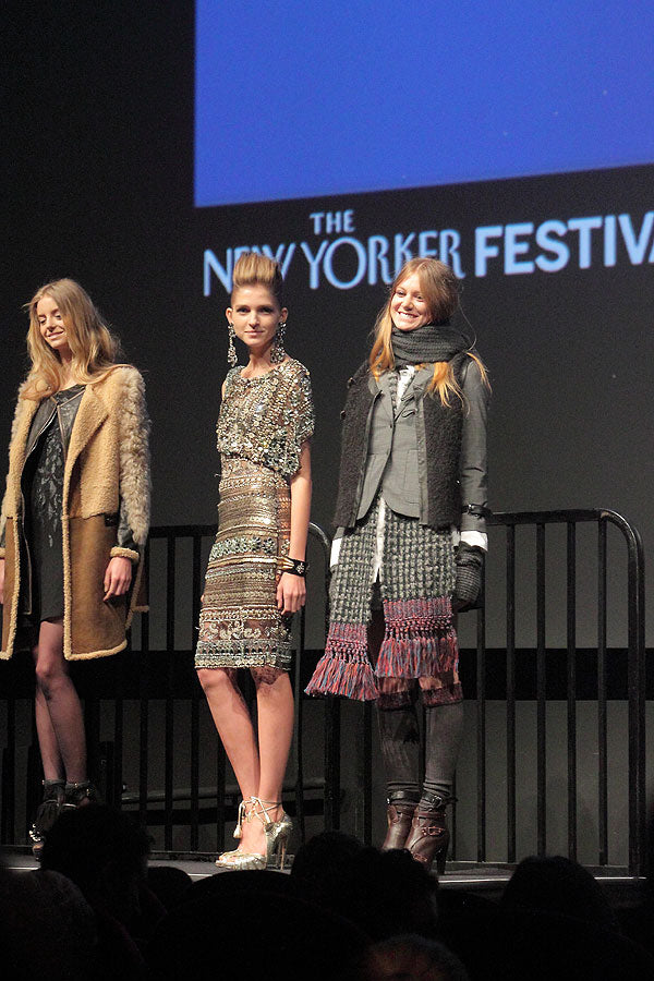 New Yorker Festival 2010_Fashion Forward