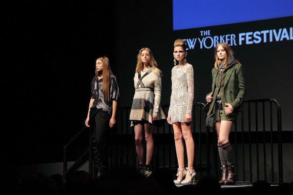 New Yorker Festival 2010: Fashion Forward