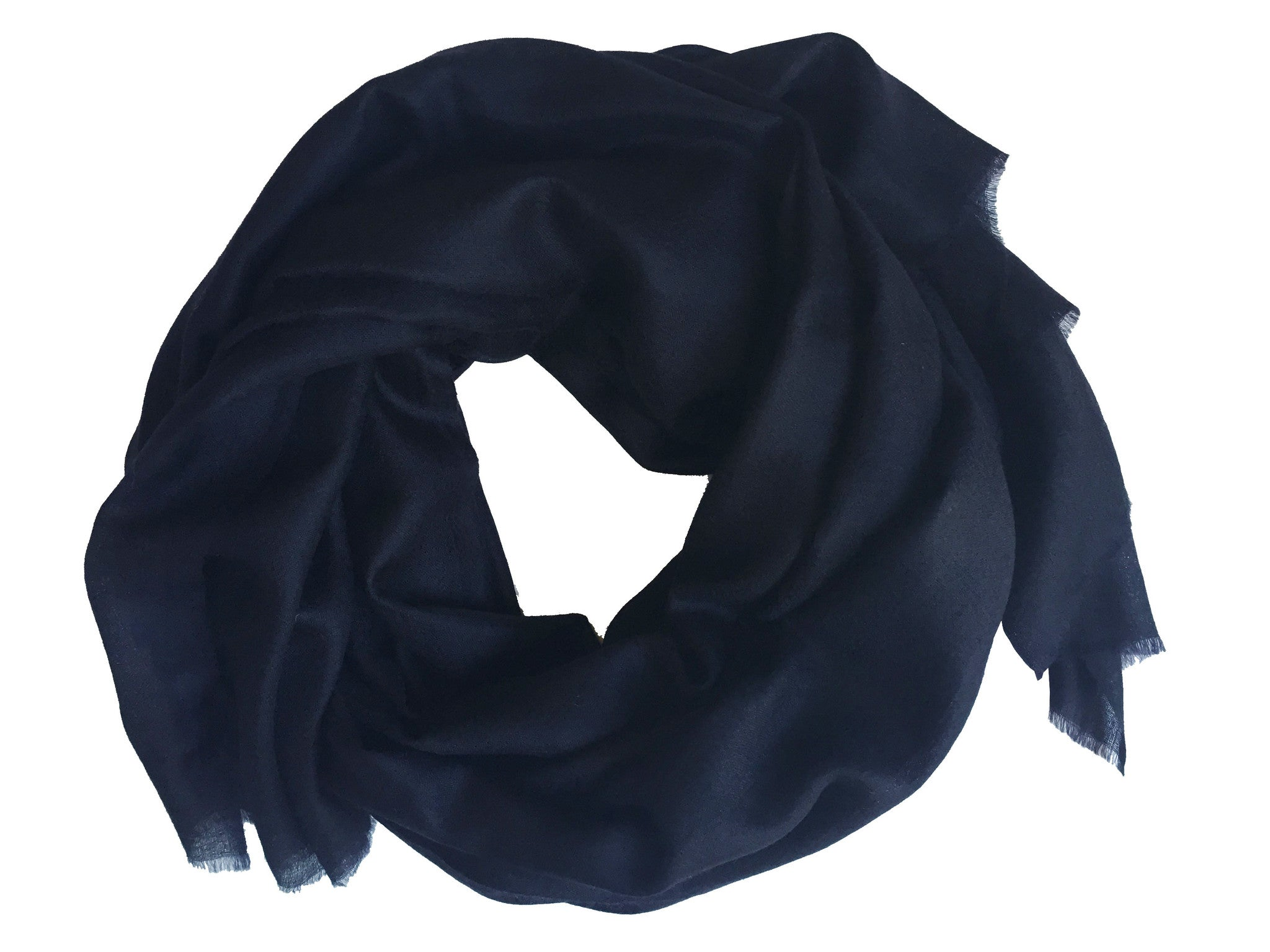 SKY Scarf - Thistle Gray