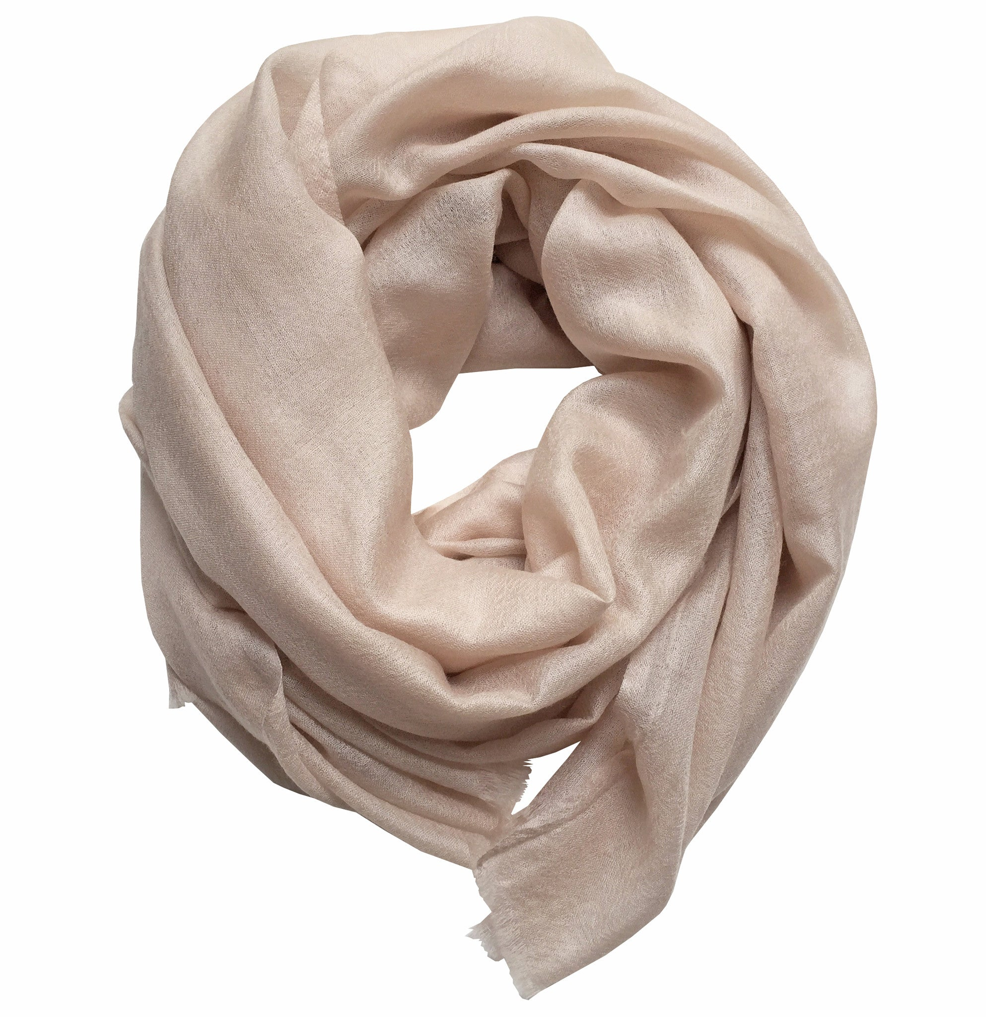 SKY Scarf - Pale Blush