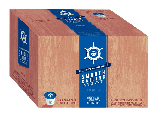 Candlewood Coffee_ - _Single Serve Cups Smooth Sailing  12CT