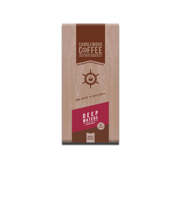 Candlewood Coffee_ - _Deep Waters Dark Roast | 100% Arabica | Whole Bean Coffee