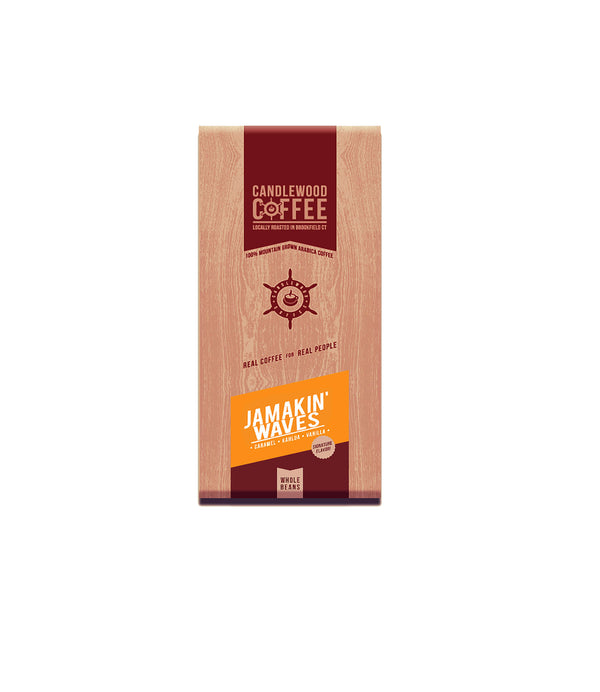 Candlewood Coffee_ - _Jamakin' Waves | Caramel Kahlua Vanilla | Whole Bean Coffee