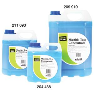 Mastitis Test Concentrate 1 Litre 204438 - Redfarm Supplies - Shoof - Strzelecki Trading