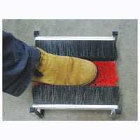 Boot Cleaner Triple Brush 215571 - Redfarm Supplies - Shoof - Strzelecki Trading