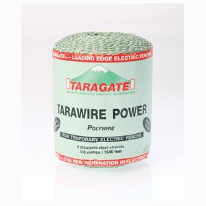 Tarawire Power Wire 500m Roll 215583 - Redfarm Supplies - Shoof - Strzelecki Trading
