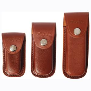 Knife Pouch Leather Moulded 10cm 217393 - Redfarm Supplies - Shoof - Strzelecki Trading