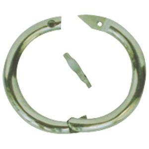 Bull Ring Stainless Hayes Medium 207694 - Redfarm Supplies - Shoof - Strzelecki Trading