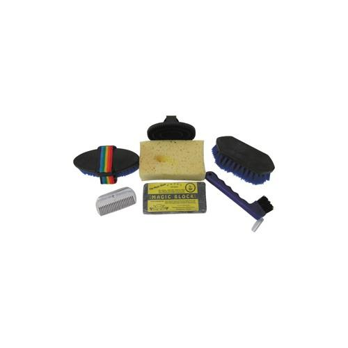 Grooming Kit Pony/Calf Club Premium 203298 - Redfarm Supplies - Shoof - Strzelecki Trading
