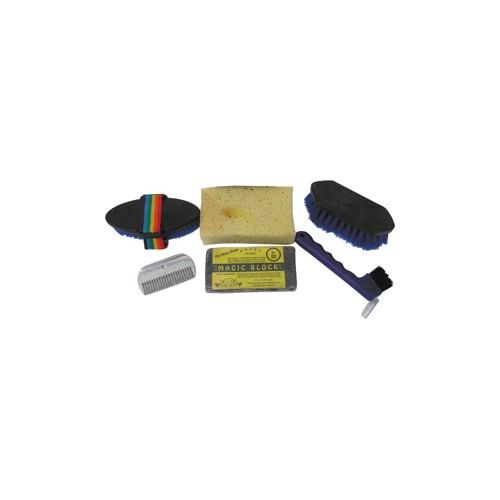 Grooming Kit Pony/Calf Club Standard 203299 - Redfarm Supplies - Shoof - Strzelecki Trading