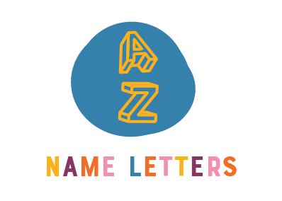 Names and letters