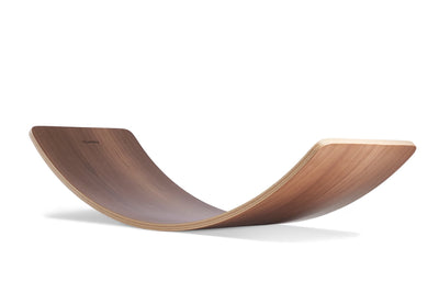 Balance board Tabla Curva Walnut, Oak, Ash and Beech