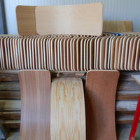 Balance Board Tabla Curva Beech colour