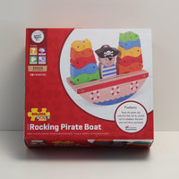 Rocking Pirate Boat