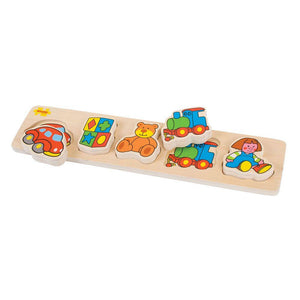 Lift Out Puzzle Toys