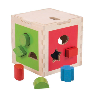 Shapes cube