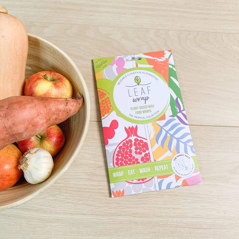 Beebee & Leaf Wraps The Family Pack Vegan Theecologik eco products