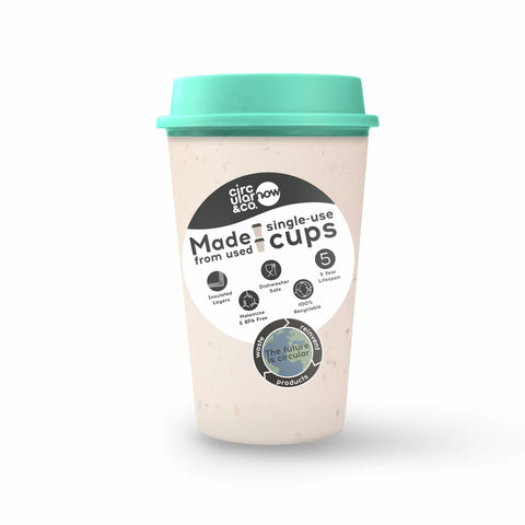 Circular&Co Now Cup Mint Theecologik eco products