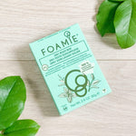 Foamie 2in1 Soap Bar Peppermint & Green Tea Theecologik eco products