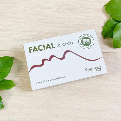 Friendly Soap Facial Selection Box Theecologik eco products