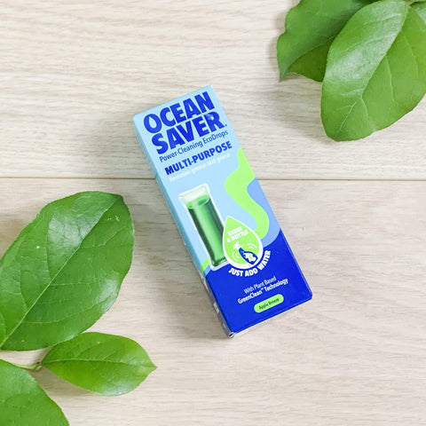 OceanSaver Refill Drops Multipurpose Cleaner Apple Theecologik eco products