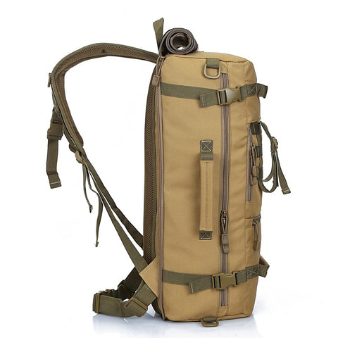 50 L MILITARY TACTICAL BACKPACK