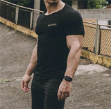 SLIM FIT O-NECK T-SHIRT