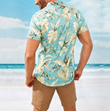HAWAIAN BEACH SHIRT