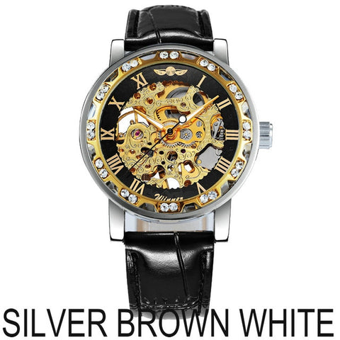 CLASSIC MECHANICAL WATCH