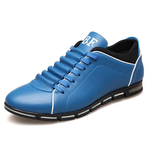 FASHION BIG SIZE LEATHER SHOES