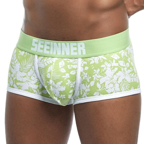 SEEINNER SOFT COTTON UNDERWEAR