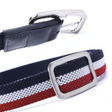 CANVAS REVERSIBLE BELT WITHOUT HOLES