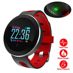 OLED BLUETOOTH SMART WATCH WITH HEART RATE MONITOR