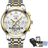 LUXURY WATERPROOF MECHANICAL WATCH