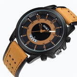 MILITARY STYLE SPORT MECHANICAL WATCH