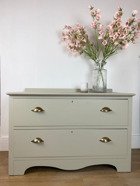 light grey chest of drawers paint