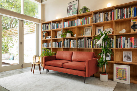 Office sofa for small spaces