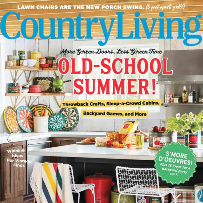 Country Living - July/August 2020