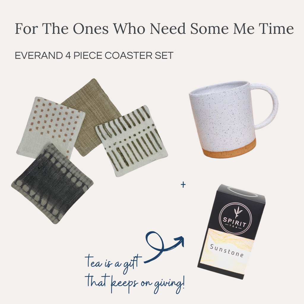 Everand Holiday Gift Guide 2020 Me Time Coasters