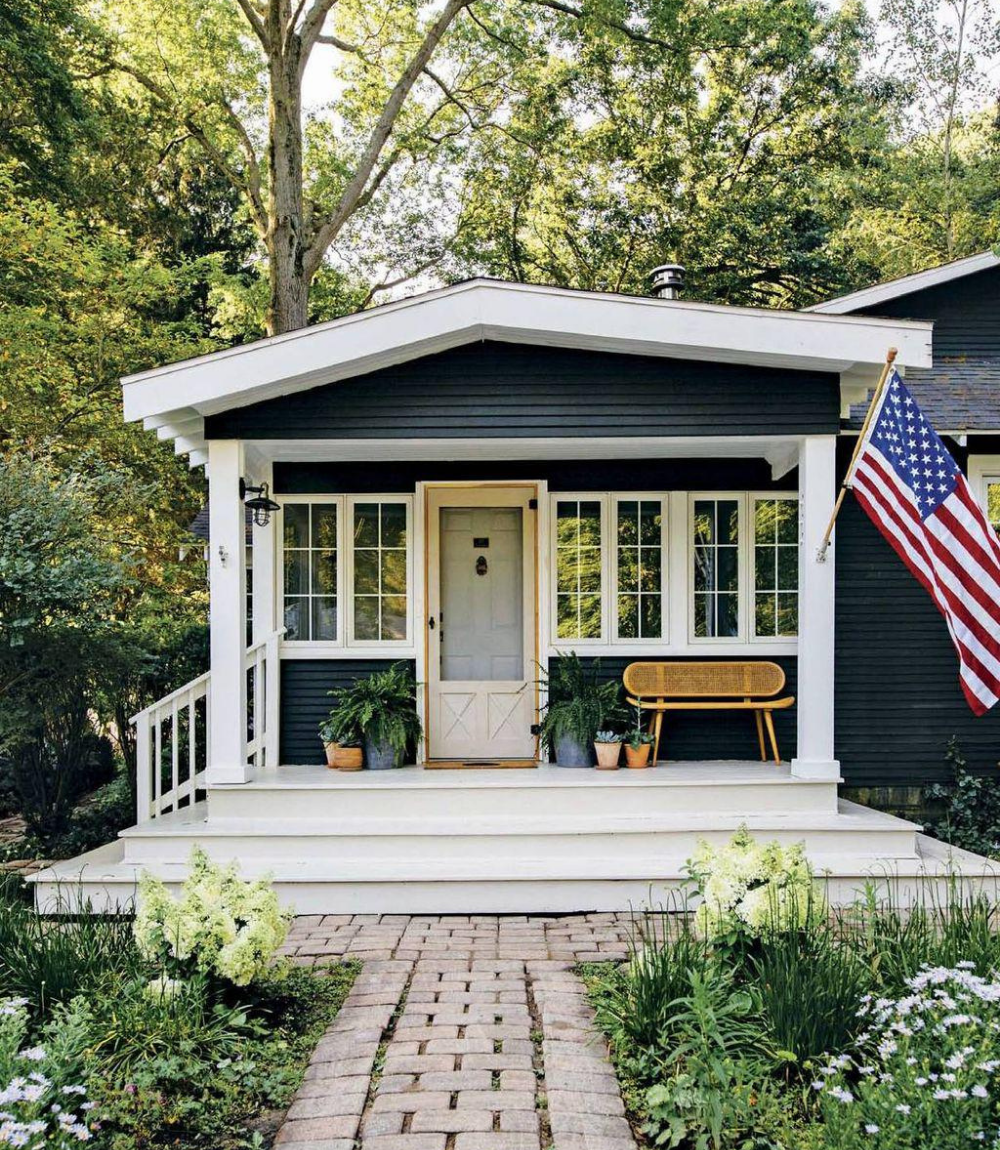 The Leo Cottage by Kate Marker Interiors Cottages and Bungalows April-May 2020
