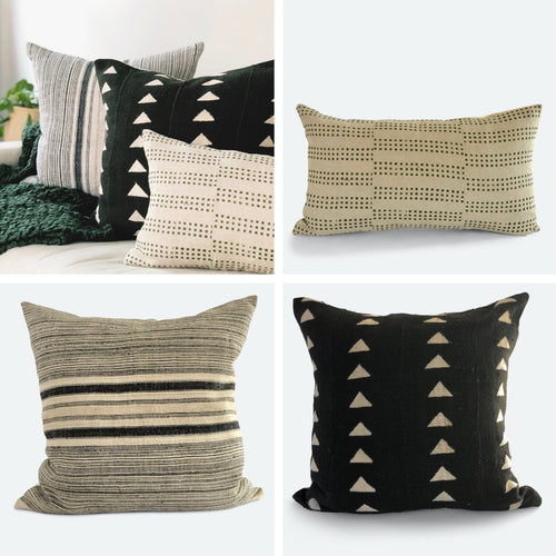 Rich Green Pillow Bundle