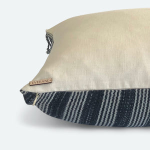 18x18 Pillow Cover - Grey Karen Hmong No.7
