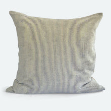 Load image into Gallery viewer, 20x20 Pillow Cover - Indigo Woven No.1
